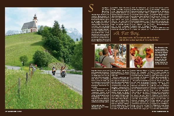 Salzburger Kurven- und Küchenschätze