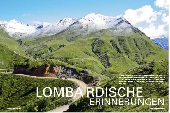 Lombardische Erinnerungen