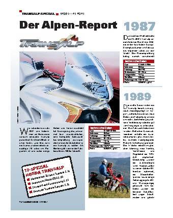 Der Alpen-Report