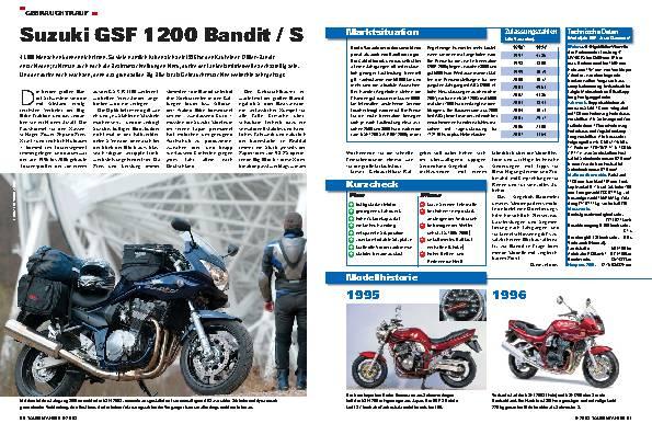 Suzuki GSF 1200 Bandit / S