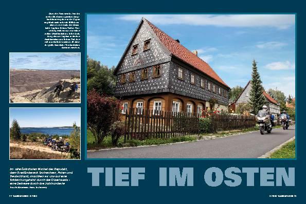 Tief im Osten - Lausitz