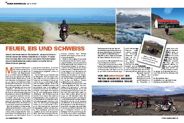 Leser-Reportage Island