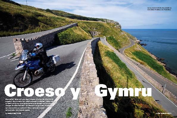 Wales - Croesoy Gymru