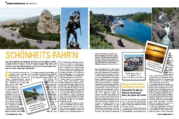 Leser-Reportage Korsika