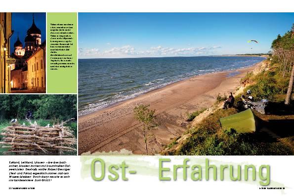 Baltikum - Estland, Lettland, Litauen