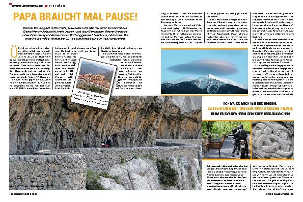 Leser-Reportage - Pyrenäen
