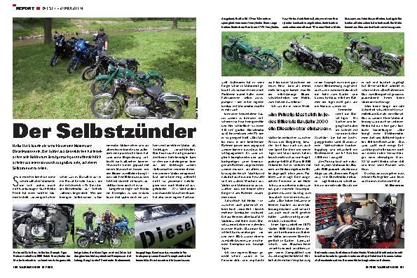Report - Diesel-Umbauten