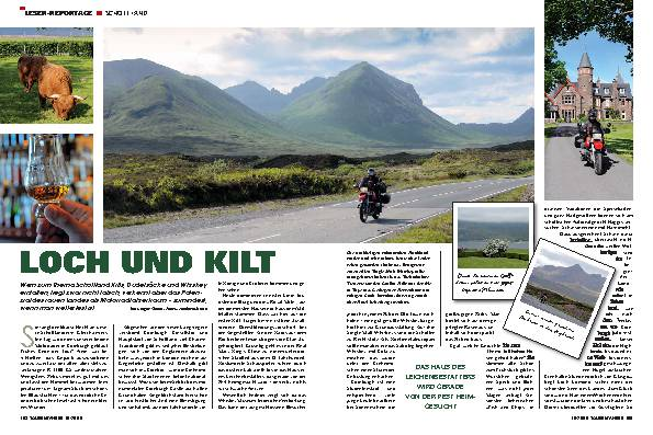 Leser-Reportage - Schottland