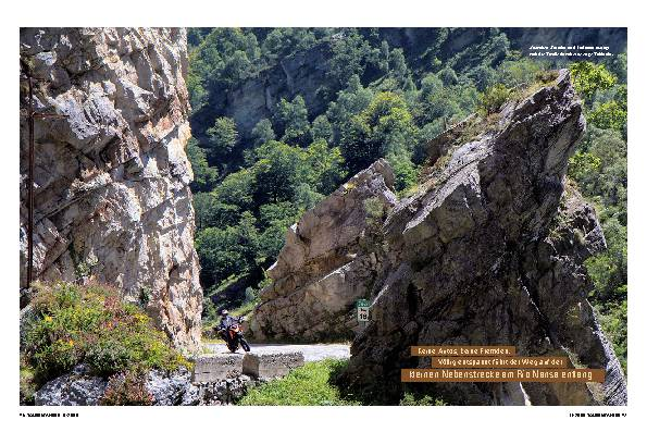Tour Asturien - Picos, Schluchten und Puertos