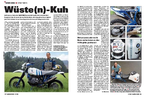 Leser-Bike - BMW R 80 GS