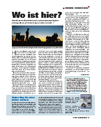 Medien/Reiserätsel - Wo ist hier?