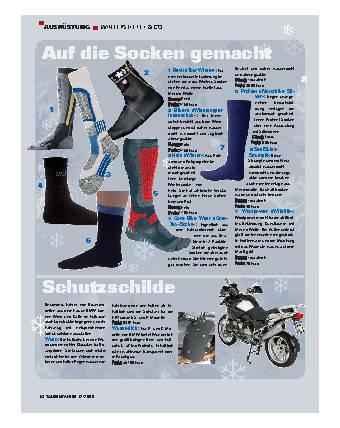 Ausrüstung - Winterstiefel & Co.