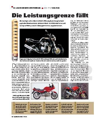 12 Jahrzehnte Motorrad - TEIL 11 / 1990-2000