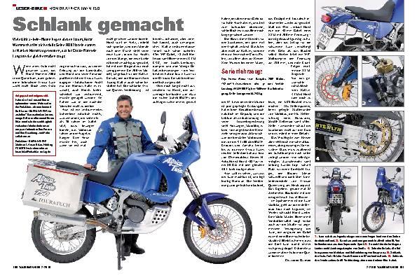Leserbike - Honda Africa Twin 750
