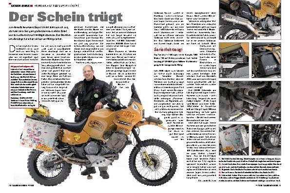 Leserbike - Yamaha XTZ 750 Super Ténéré