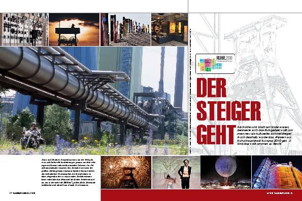 Ruhr 2010 - Der Steiger Geht