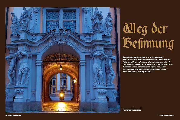 Österreich - Weg der Besinnung