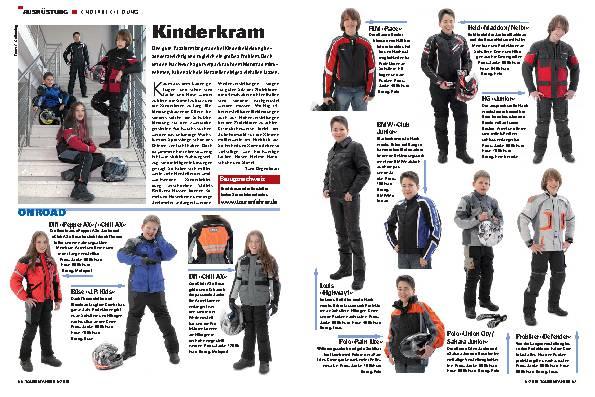 Ausrüstung - Kinderbekleidung