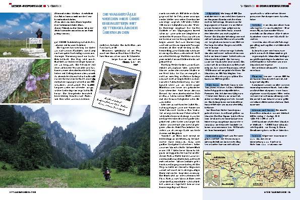 Leser-Reportage - Slowakei