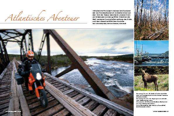 Kanada - Atlantisches Abenteuer