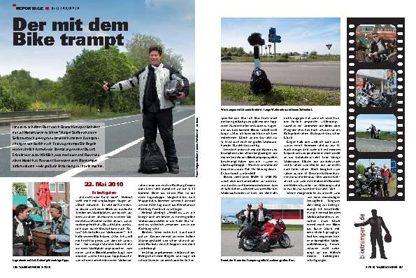 Reportage - Biketramper