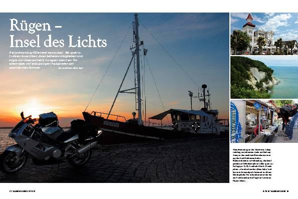 Rügen - Insel des Lichts