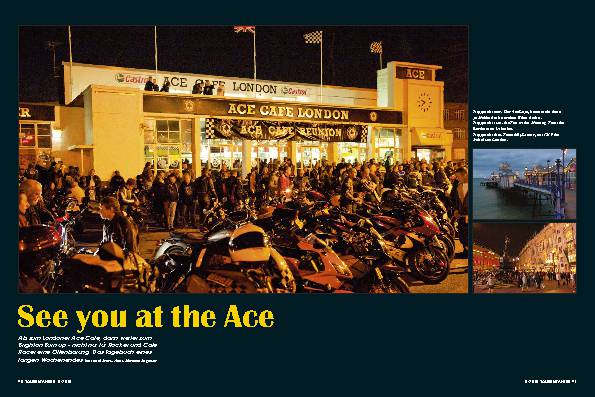 Ace Cafe - Brighton