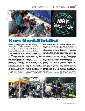 Szene - Motorrad-Reise-Treffen Gieboldehausen