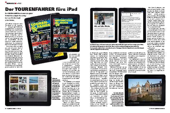 Service - iPad