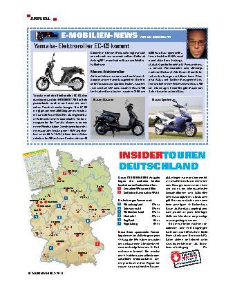 Aktuell - Karte - E-News