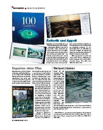 Ratgeber - Neue Reisemedien