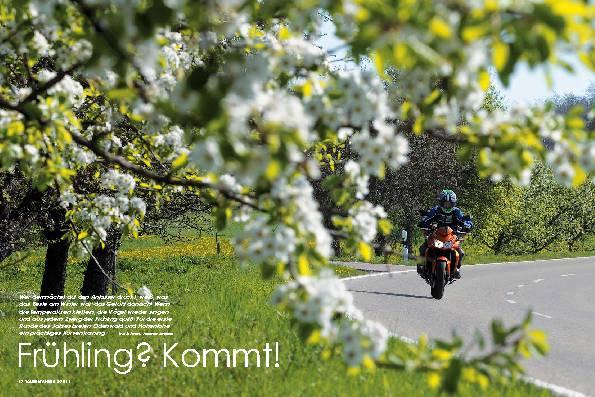 Odenwald - Frühling? Kommt!