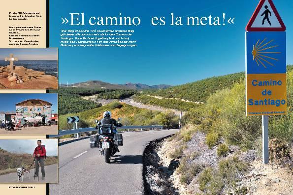Spanien - »El camino es la meta!«