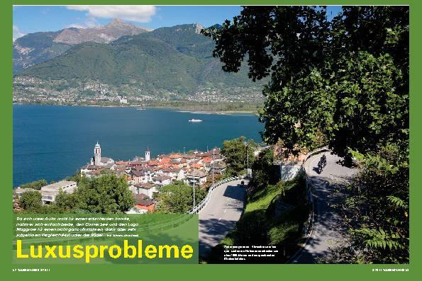 Italien - Lieber Comer See oder Lago Maggiore?