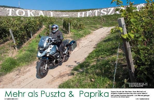 Ungarn - Mehr als Puszta & Paprika
