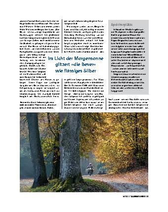 Deutschland: Talsperren-Tour am Rand des Ruhrgebiets – Staugebiet