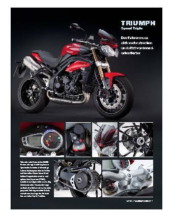 Touren-Test - BMW R 1200 R Classic/Triumph Speed Triple