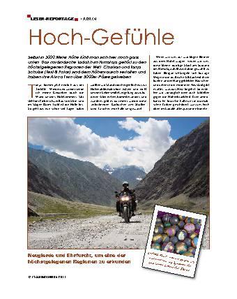 Leser-Reportage - Ladakh
