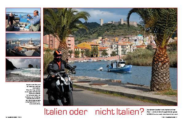 Sardinien - Italien oder nicht Italien?