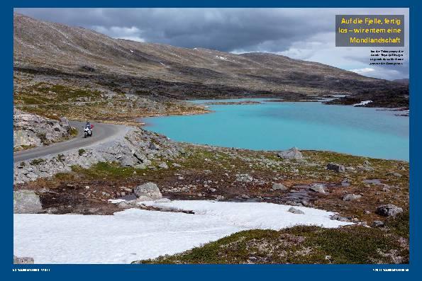 Norwegen - Weil wir es lieben...
