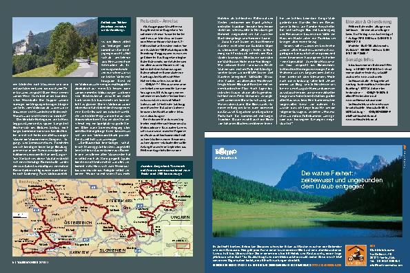 Österreich: Royale Tour auf der Schlösserstraße – Fürstlich betten und reisen