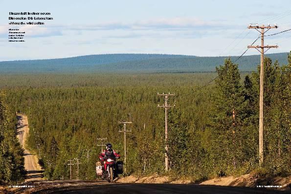 Schweden/Norwegen: In der Einsamkeit der Finnmark – Die zweite Chance