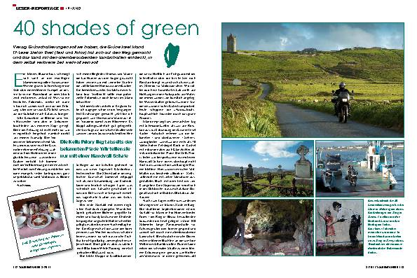 Leser-Reportage - Irland