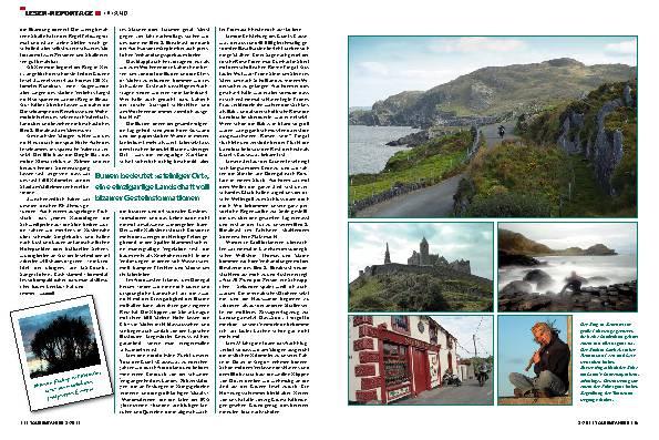 Leser-Reportage - Irland