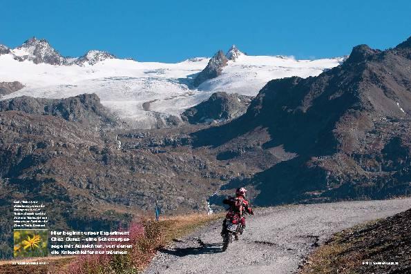 Alpen-Querung, Teil 3: Vom Mont Blanc zum Mittelmeer – Borderline