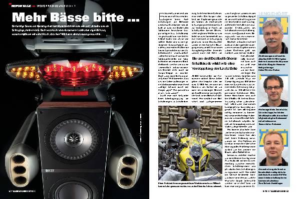 Report: Motorrad-Sound, Teil 1 - Warum Krach zum Klangerlebnis wird