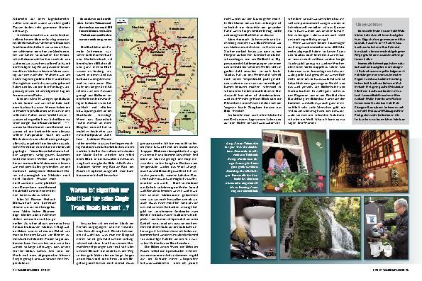 Deutschland: Schwarzwald - Was Wald ihr mehr?