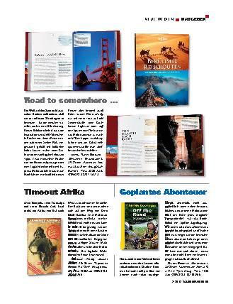 Ratgeber: Reisebücher
