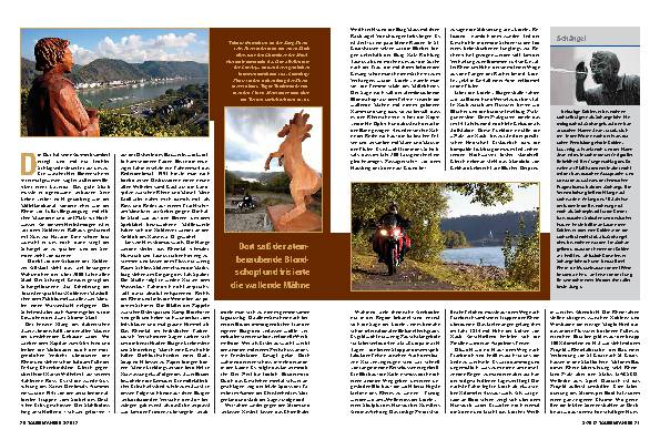 Deutschland: Besuch im Oberen Mittelrheintal – Sagenhaftes Heimspiel