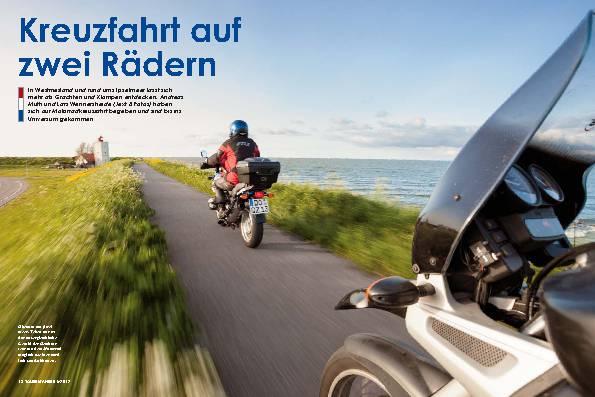 Niederlande: Von Westfriesland bis ins Universum – Kreuzfahrt auf zwei Rädern